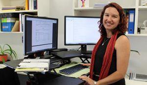 Dr Emily Callander