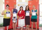 Women in STEM prize finalists