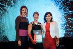 Professor Josephine Forbes with Hon Shannon Fentiman and Hon Leeanne Enoch